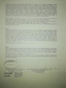 Prodej 1/2 RD Záhoří u Verušiček formou dražby