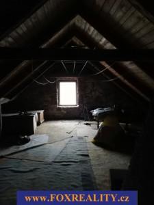 Prodej rodinného domu Stružná – REZARVACE