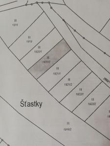 Prodej 1/3 pozemku k.ú. Hluboké Mašůvky formou elektronické dražby
